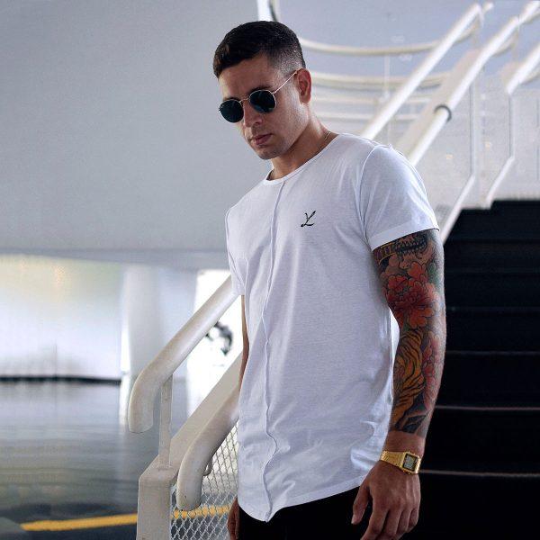 T-Shirt Camiseta White Basic