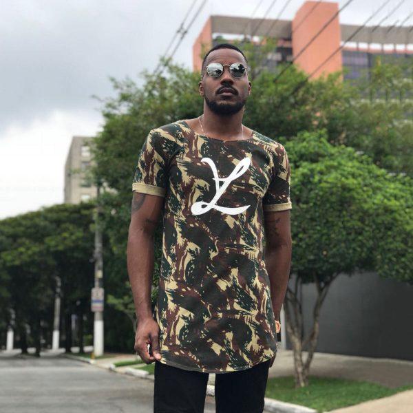 T-Shirt Camiseta Camulf