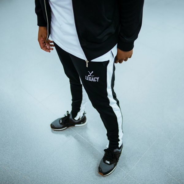 Cloat Agasalho Leg Black