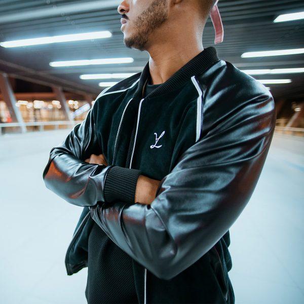 Jaqueta Velvet Jacket Black