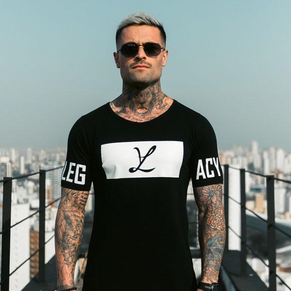 Camiseta-Leg-Sleev-Blck