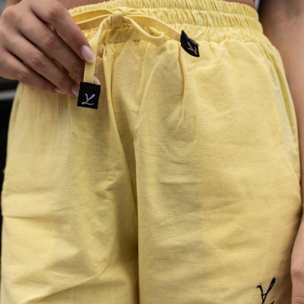 Calças L Legacy Yellow